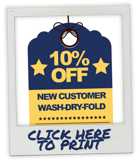 New customer coupon special promotions