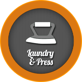Candy Clean Laundry and Press